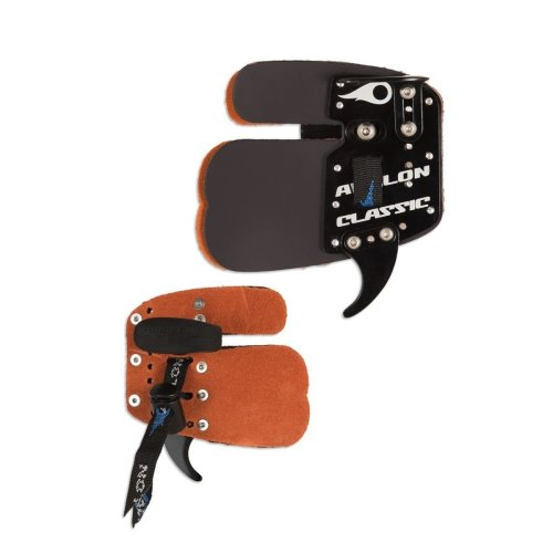 Avalon Archery Classic Leather Prime Finger Tab For Recurve Bow