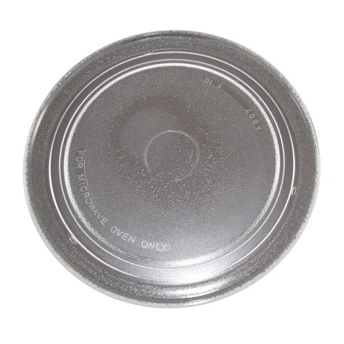 Microwave Glass Turntable 272mm Flat Fits Hotpoint and Indesit Universal