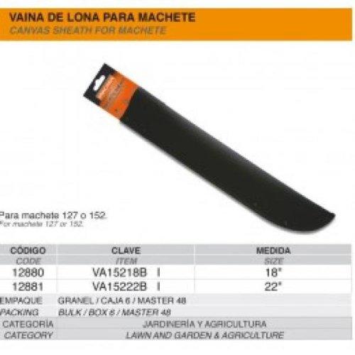 "Condor (Imacasa) Canvas Sheath For 18"" Machete - For 127 or 152"