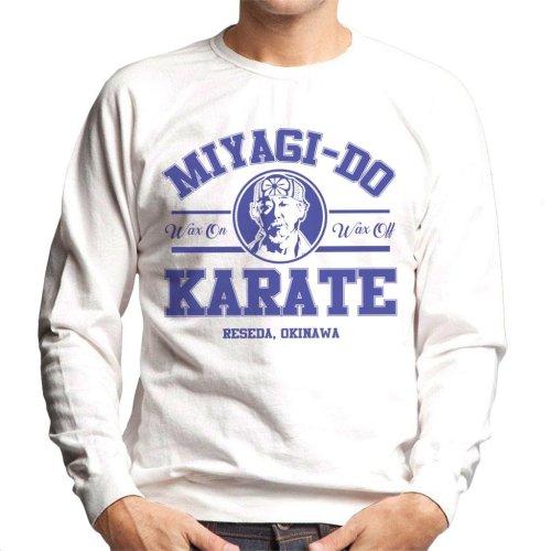 Miyagi Do Karate Kid Men's Sweatshirt