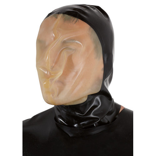 Latex Vacuum Mask  BDSM Masks - The Latex Collection