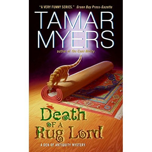 Death of a Rug Lord (Den of Antiquity Mysteries)