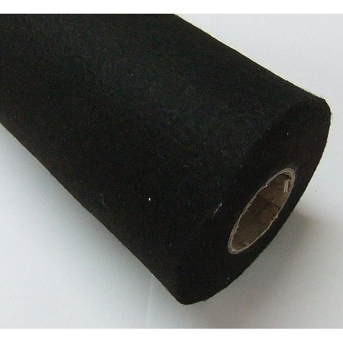 Pbx2470343 - Playbox Felt Roll(black) 0.45x5m - 160 G - Acrylic