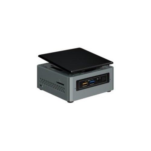 Intel NUC6CAYH 1.5GHz J3455 Black,Grey