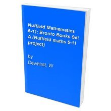 Nuffield Mathematics 5-11: Bronto Books Set A (Nuffield maths 5-11 project)