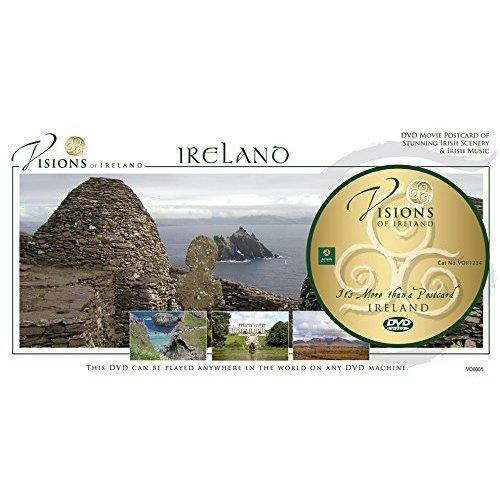 Visions Of Ireland - Ireland Postcard DVD