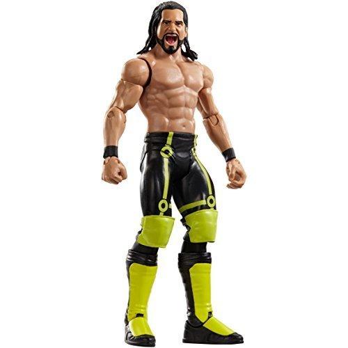 WWE SummerSlam Action Seth Rollins Figure