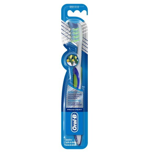 Oral-B Pro-Expert Extra Clean Manual Toothbrushes, Medium