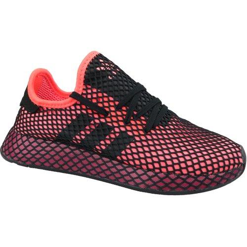 adidas Deerupt Runner EE5661 Mens Red sneakers