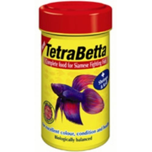 Tetra Betta Fish Food, 100 ml