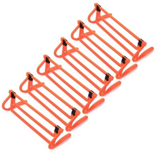 Agility Hurdles with Height Extenders - Pack of 6