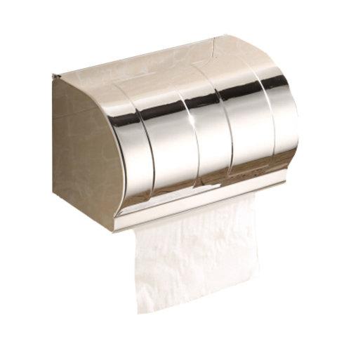 Bathroom Tissue Holder/Toilet Paper Holder,Stainless Steel,widen,silvery