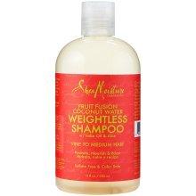 Shea Moisture Fruit Fusion Coconut Water Weightless Shampoo 13oz