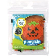 Perler Fused Beads Kit, Pumpkin