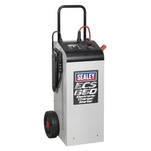 Sealey ECS650 Electronic Charger Starter 100/650A 12/24V