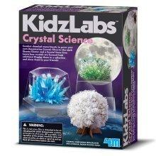 Crystal Science - Kidz Labs Childrens Creative Set