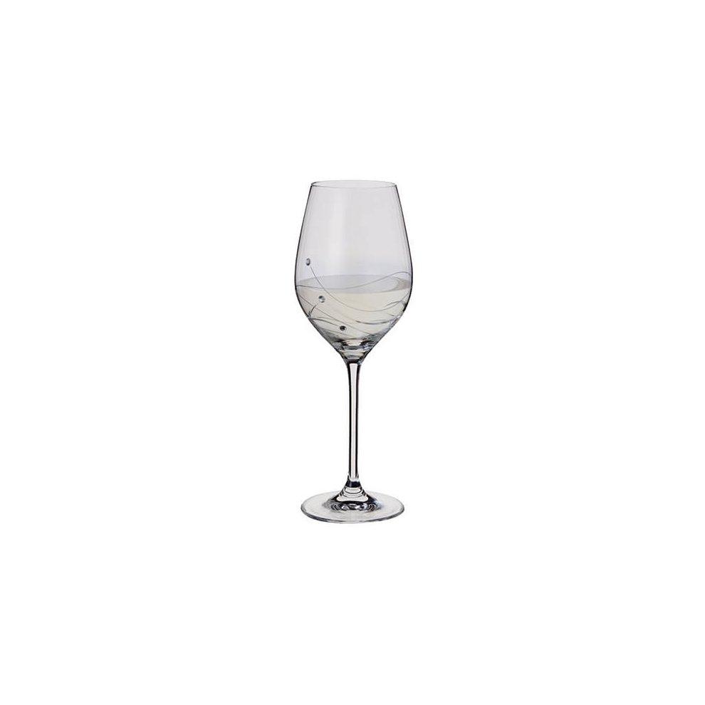 cb3756c73d7 Dartington Crystal Glitz Single Wine Glass on OnBuy