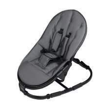Ickle Bubba Rocksteady Baby Bouncer - Midnight Grey