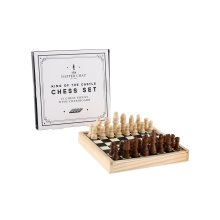 Dapper Chap 'King of the Castle' Chess Set
