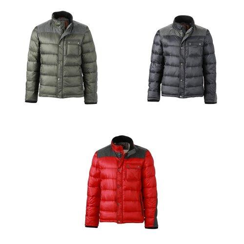 James and Nicholson Mens Winter Jacket