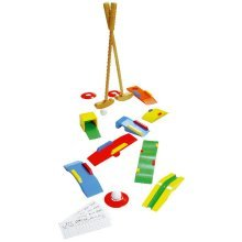 Childrens Crazy Golf Set - Nursery/School