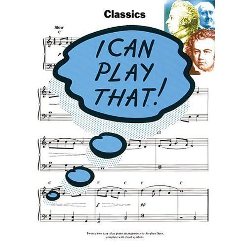 I Can Play That!: Classics