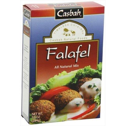 Casbah Falafel Mix 10 Oz -Pack of 12