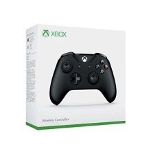 Black Wireless Xbox One Controller