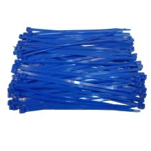 Nylon Cable Ties Cable Wrap Zip Ties Blue Choose Size & Quantity