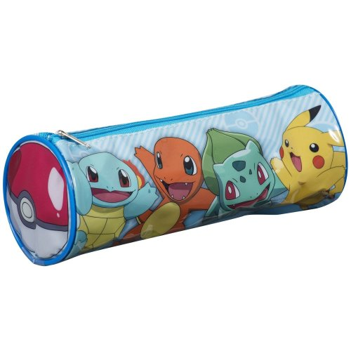 Pokemon Go! Barrel Pencil Case