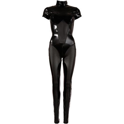 Jumpsuit Kiara black Large Ladies Lingerie Party Clothing - Cottelli Collection
