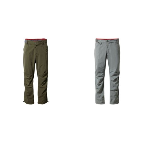 Craghoppers Mens Elbrus Nosilife Hiking Trousers