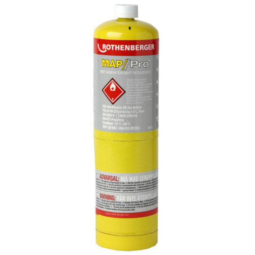 Rothenberger 35536 MAPP Gas Cylinder