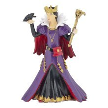 Papo The Evil Queen Figurine - 9cm Say Fairy Tale 39085 -  evil queen 9 cm say fairy tale papo 39085