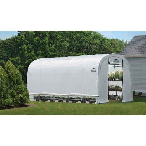 12x20 Shelter Logic Heavy Duty Greenhouse