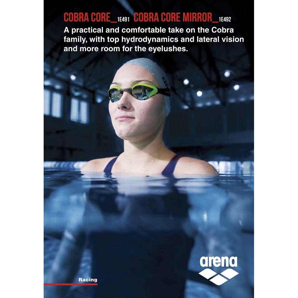 ed94e1edd4 ... Arena Cobra swimming goggles
