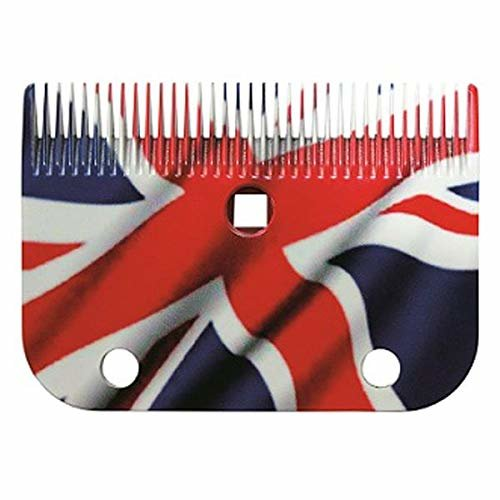 WOLSELEY Special Edition Union Jack A2 Clipper Blades For Kite Swift Lark Hunter