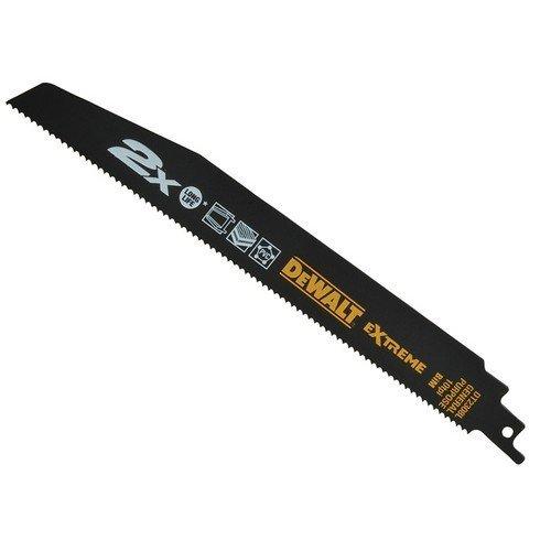 DeWalt DT2308L-QZ 2X Life General Purpose Reciprocating Blades 228mm Pack of 5