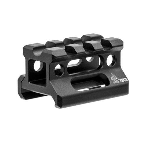 Leapers MT-RSX7S 0.75 in. UTG Pro Super Slim Picatinny Riser Mount, 3 Slots
