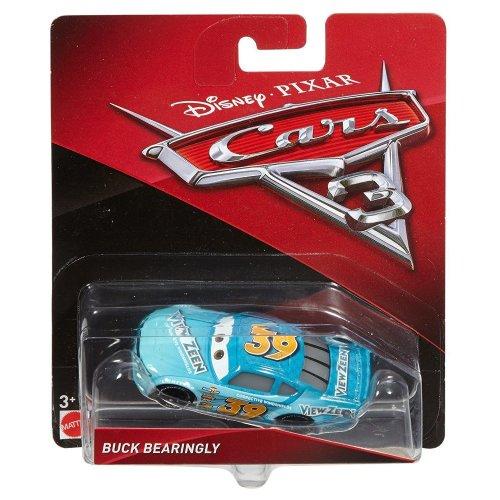 Disney Cars 3 Diecast - Buck Bearingley
