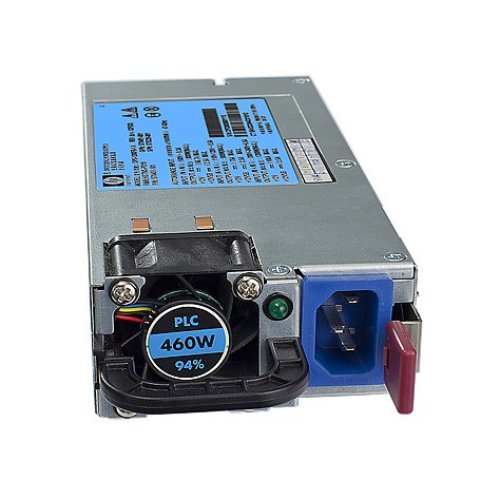 Hewlett Packard Enterprise 536404-001 460W power supply unit