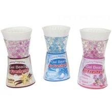 Fragranced Waisted Bead Gel Air Freshener 142g - One Supplied -