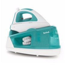 Tefal SV5011 Steam Generator Iron 1.2 Litre Tank Ceramic Soleplate Blue