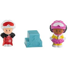 Fisher-Price Little People Winter Sports Figures