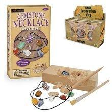 GeoCentral DGCG Gemstone Necklace Kit