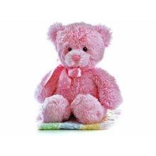 """12"""" Pink Yummy Bear Soft Toy - Aurora World 12inch -  aurora bear yummy pink world 12inch"""