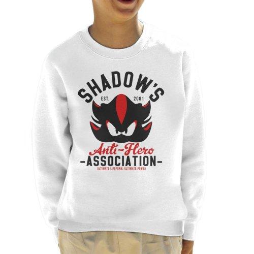 Shadows Anti Hero Association Sonic Kid's Sweatshirt