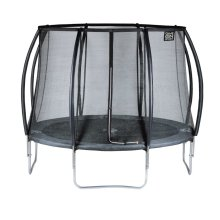 Game On Sport Trampoline with Safety Net Black Line 244 cm 0723081