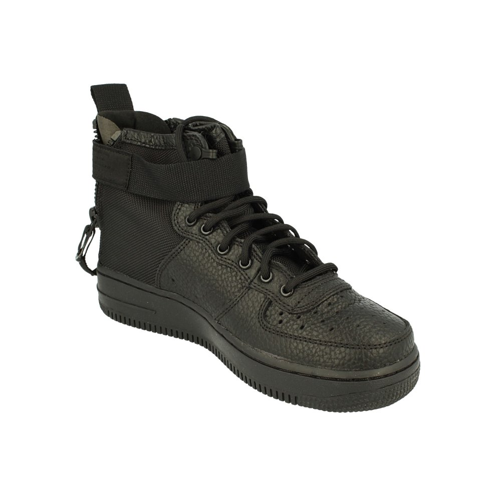 the latest 8a85f feaf0 Nike Sf Af1 Air Force Mid GS Hi Top Trainers Aj0424 Sneakers Shoes