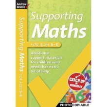 Supporting Maths - For Ages 5-6